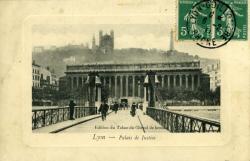 Lyon - Palais de Justice