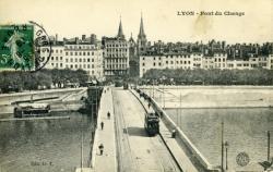 Lyon - Pont du Change