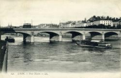 Lyon. - Pont Tilsitt