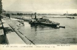 Env. de Lyon. - La Mulatière