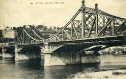 LYON. - Pont de la Mulatière