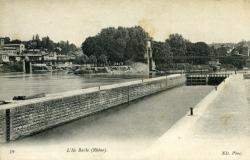 L'Ile Barbe (Rhône)