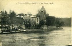 Environs de Lyon - Ile Barbe - La Rive Gauche