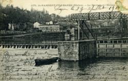St-Rambert-l'Ile-Barbe (Rhône).