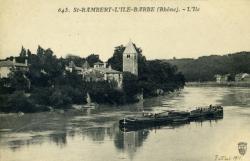 St-Rambert-L'Ile-Barbe (Rhône)