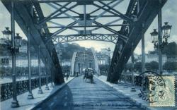 Lyon - Dessus du Pont de la Boucle