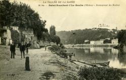 La vallée de la Saône
