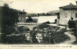 Environs de Condrieu (Rhône)