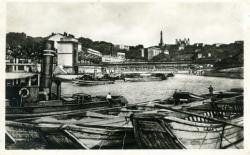 La Saône, Pont Mouton