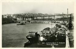 Lyon - Quai Saint-Antoine