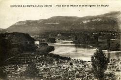 Environs de Montalieu (Isère)