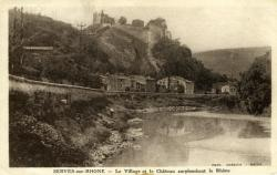 Serves-sur-Rhône