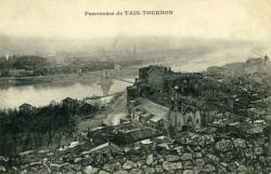 Panorama de Tain-Tournon