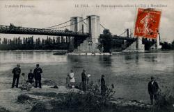 L'Ardèche pittoresque - Le Teil