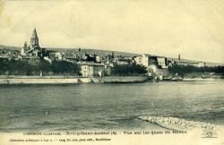 L'Ardèche illustrée. - Bourg-Saint-Andéol
