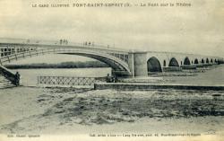 Le Gard illustré. Pont-Saint-Esprit