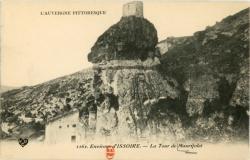 L'Auvergne pittoresque : Environs d'Issoire ; La Tour de Maurifolet.