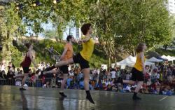 [Festival d'Art et d'Air 2014, inauguration du parc du Vallon]