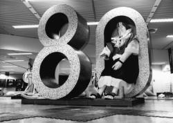 [80e anniversaire du groupe Gerland (1908-1988)]