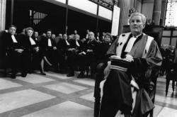 [Cour d'appel de Lyon : installation du procureur général Jean Reygrobellet]