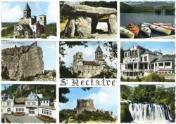 St-Nectaire : L'Auvergne Pittoresque.