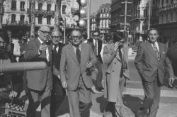 Campagne pour Jacques Soustelle