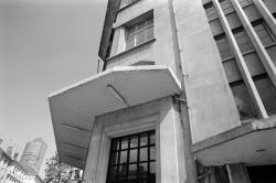 [Architectures du XXe siècle : la Bourse du travail]