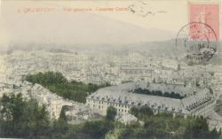 Chambéry : Vue générale ; Caserne Curial