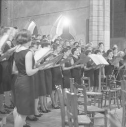 """A Coeur joie"""" : Groupe folklorique lyonnais"""