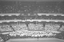 """A Coeur joie"""" au Palais des Sports"""