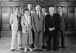[Elections sénatoriales de 1986 : la liste de l'U.D.F.]