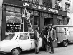 """[Café-théâtre """"Les Clochards célestes""""]"""