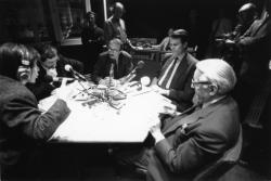[Elections municipales de 1989 : débat avec les candidats à Europe 1]