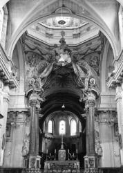 [Baldaquin de l'église Saint-Bruno des Chartreux]