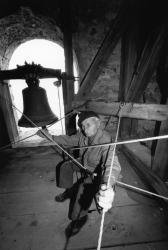 [Le dernier carillonneur d'Aussois (Savoie)]