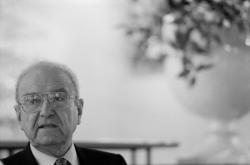 [Roger Garaudy, philosophe et homme politique]
