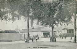 Lyon : Place de l'Abondance