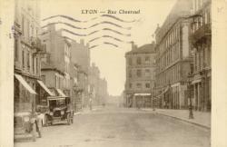 Lyon : Rue Chevreul