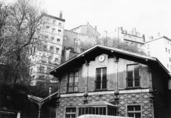[Gare du funiculaire Croix-Paquet - Croix-Rousse]