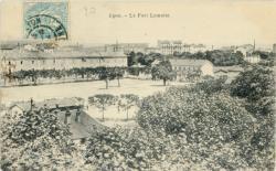 Lyon : Le Fort Lamotte.