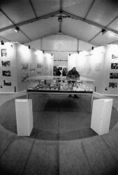 """[Exposition d'urbanisme """"L'An II de La Part-Dieu"""" (projet René Provost)]"""