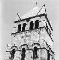 [Clocher de la basilique Saint-Martin d'Ainay]