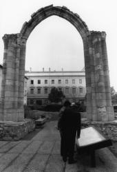 [Jardin archéologique Girard-Desargues (1591-1661)]
