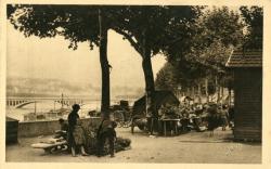 La Douce France : Lyon ; Le Marché de la Guillotière.