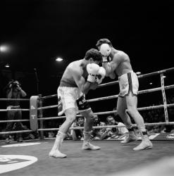 [Boxe - super mi-moyens : Laurent Boudouani (FR) - Freddy de Meulenaere (BE)]