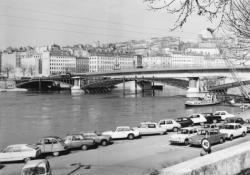 [Démolition du pont Morand]