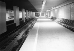 [Métro de l'agglomération lyonnaise (ligne A) : station Charpennes]