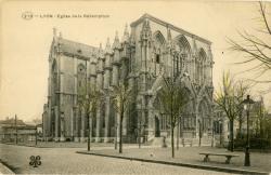 Lyon : Eglise de la Rédemption