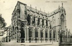 Lyon : L'Eglise de la Rédemption
