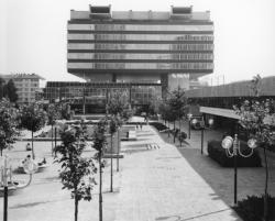 [Hôtel de la Communauté urbaine de Lyon]